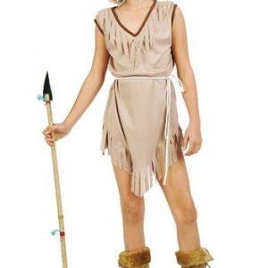 Kids Native American Girl Costume