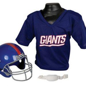 Kids New York Giants Uniform