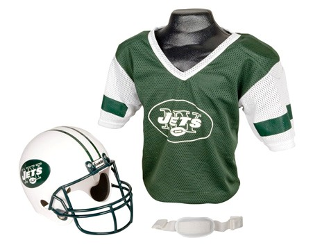 Kids New York Jets Uniform