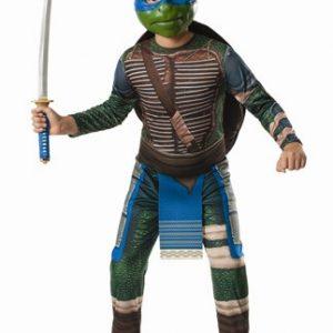 Kids Ninja Turtles Leonardo Costume
