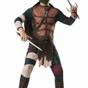 Kids Ninja Turtles Raphael Costume