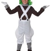 Kids Oompa Loompa Costume