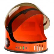 Kids Orange Astronaut Helmet