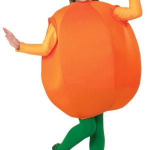 Kids Orange Fruit Costume