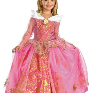 Kids Prestige Aurora Costume