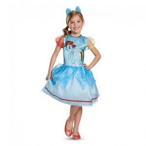 Kids Rainbow Dash Costume