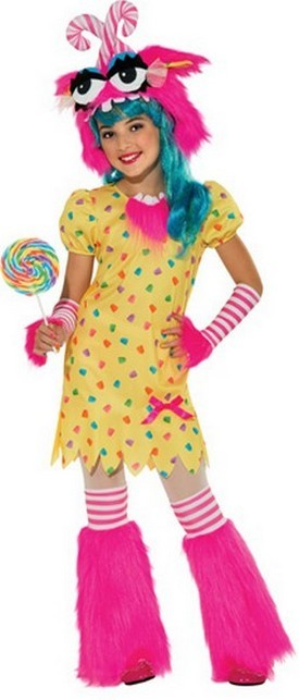 Kids Rave Sweet Tooth Costume