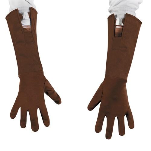 Kids Retro Captain America Gloves