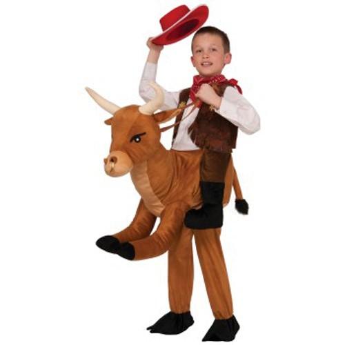 Kids Ride A Bull Costume