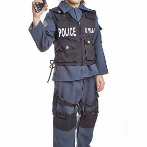 Kids S.W.A.T Police Officer