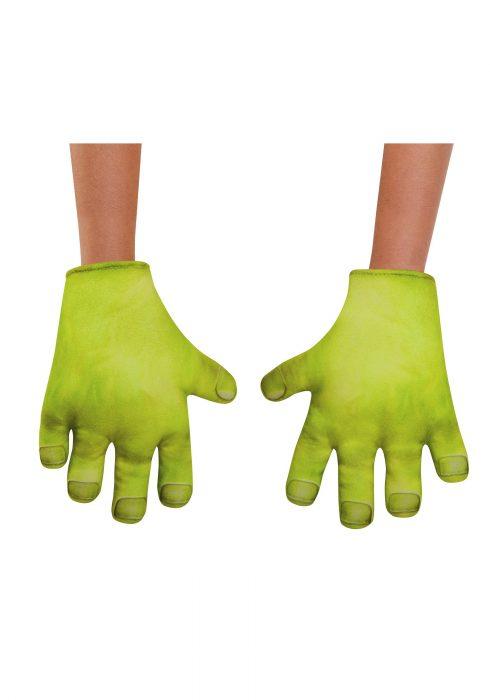 Kids Shrek Hands Soft Accessory