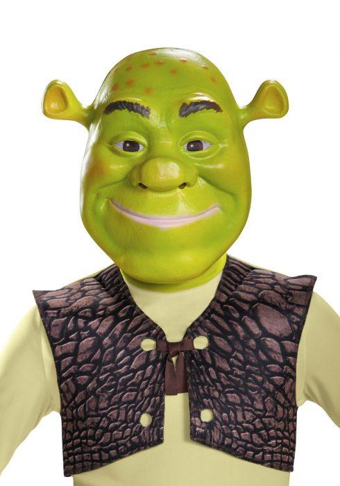 Kids Shrek Mask