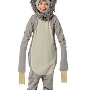 Kids Sloth Costume 7-10