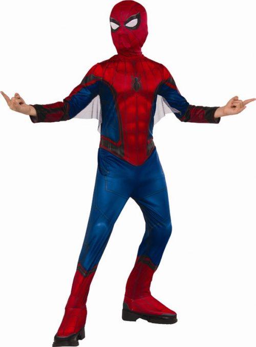 Kids Spiderman Movie Costume