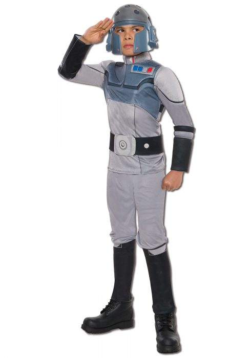 Kids Star Wars Rebels Deluxe Agent Kallus Costume