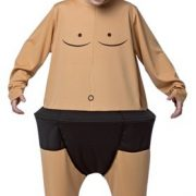 Kids Sumo Wrestler Hoopster Costume 7-10
