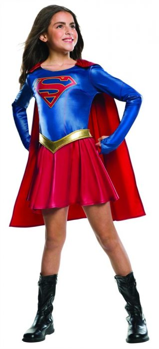 Kids Supergirl TV Show Costume