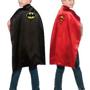 Kids Superhero Reversible Cape