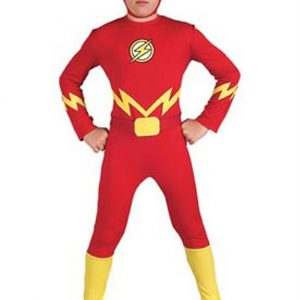 Kids The Flash Costume Small