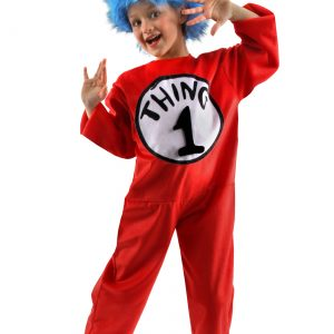 Kids Thing 1 and 2 Costume