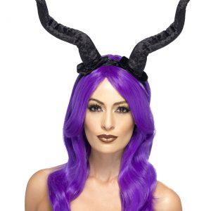 Krampus Horns Headband