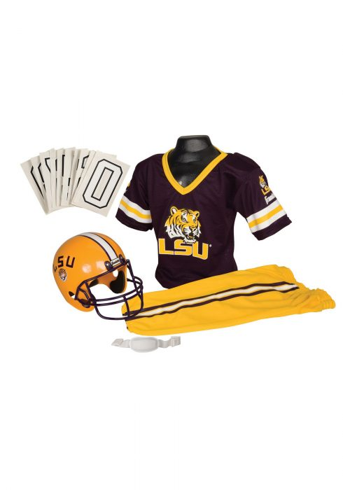 LSU Tigers Child Uniform