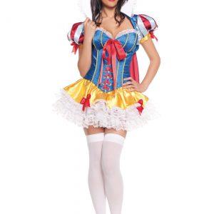 Lacy Sassy Snow White Costume