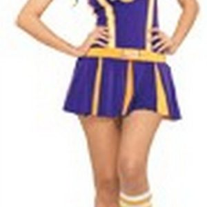 Lakers Cheerleader Costume