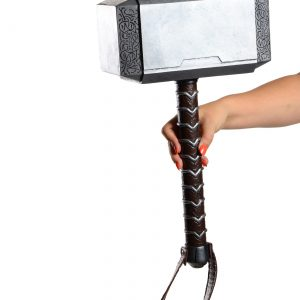 Large Avengers 2 Molded Thor Hammer