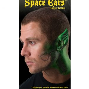 Large Space Ears