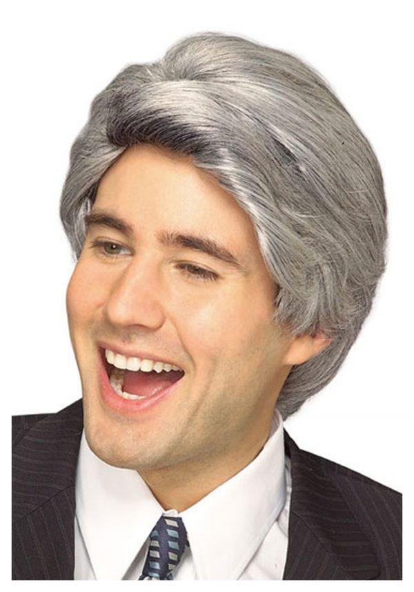 Late Night Host Wig