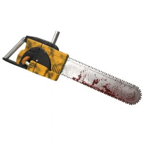 Leatherface Chainsaw