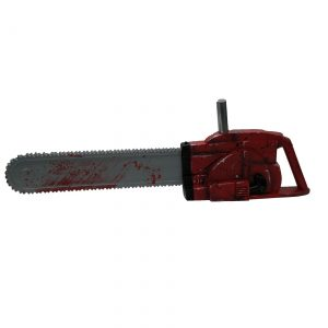 Leatherface Red Chainsaw Accessory