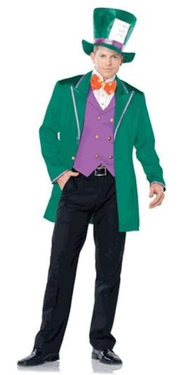 Leg Avenue Adult Mad Tea Party Host Costume