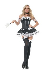 Leg Avenue Chambermaid Costume