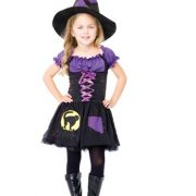 Leg Avenue Child Witch Costume