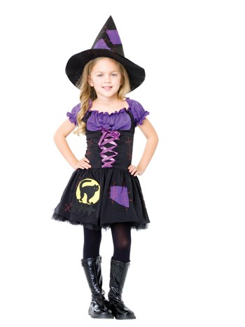 Leg Avenue Child Witch Costume