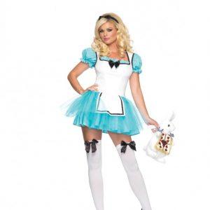 Leg Avenue Enchanted Alice Costume