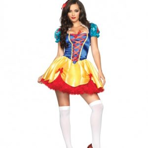 Leg Avenue Fairy Tale Snow White Costume