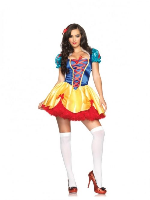 Leg Avenue Fairy Tale Snow White Costume