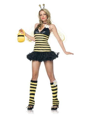 Leg Avenue Sexy Daisy Bee Costume