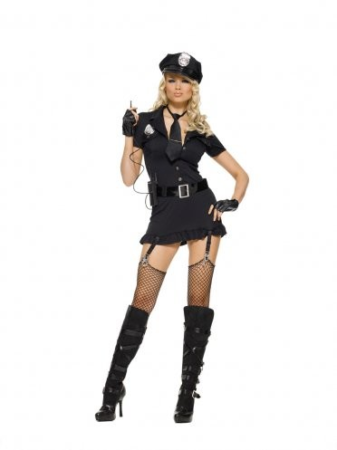 Leg Avenue Sexy Dirty Cop Costume