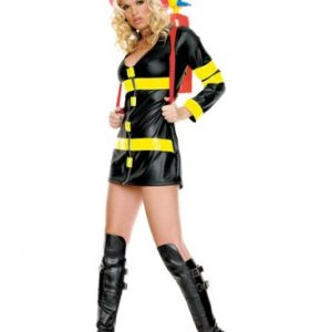 Leg Avenue Sexy Fire Fighter Costume