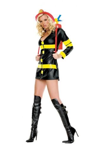Leg Avenue Sexy Fire Fighter Costume