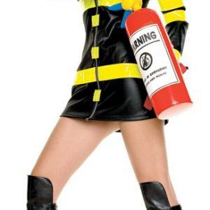Leg Avenue Sexy Plus Size Fire Woman Costume