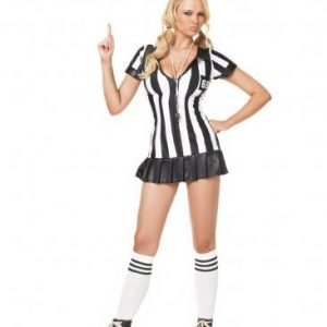 Leg Avenue Sexy Referee Costume