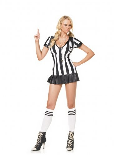 Leg Avenue Sexy Referee Costume