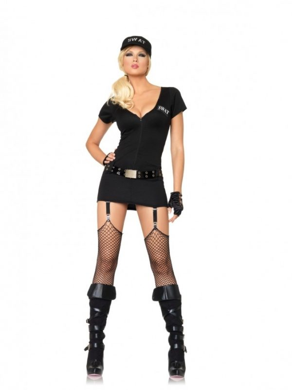 Leg Avenue Sexy SWAT Commander Costume