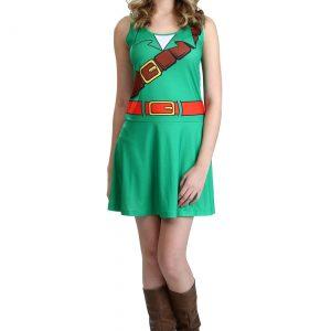 Legend Of Zelda I Am Link Skater Tank Dress