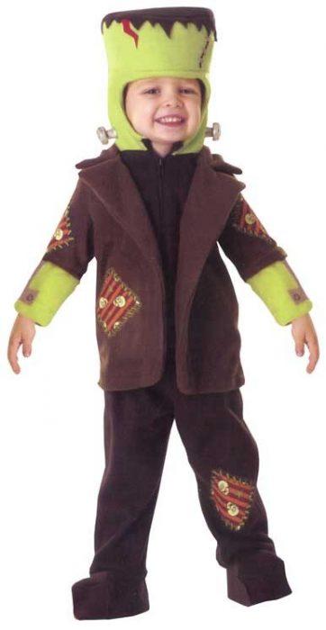 Lil Frankie Toddler Frankenstein Costume